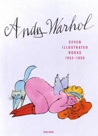 va-Andy Warhol. Seven Illustrated Books