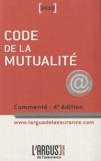 Code de la mutualité commenté