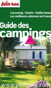 Guide des campings 2010 petit futé