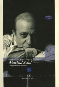 Martial Solal : Compositeur de l'instant (1DVD)