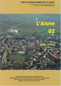 Carte archéologique de la Gaule. L'Aisne 02