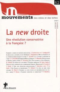 Mouvements, N° 52 : La new droite ?