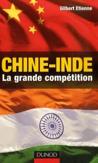 Chine-Inde la grande compétition