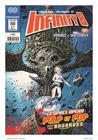 Infinity 8 Comics n°1 - Romance et macchabées