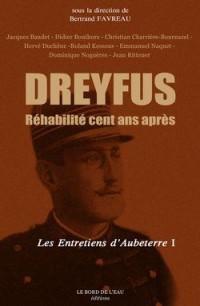 Dreyfus réhabilité, cent ans après