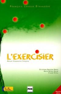 L'Exercisier : Manuel d'expression française