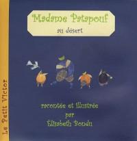Madame Patapouf au désert