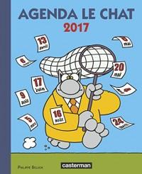 Agenda le chat 2017