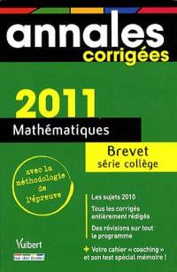 Mathématiques Brevet série collège
