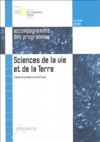 Sciences de la vie et de la terre classe de 1e S : Accompagnement des programmes