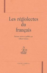 Les régiolectes du français