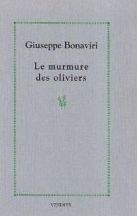 Le murmure des oliviers