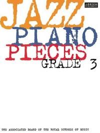 ABRSM Jazz Piano: Pieces Grade 3 - Partitions