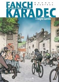 Fanch Karadec T04 L'énigme Gavrinis