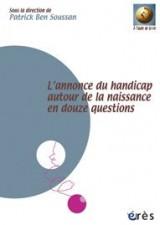 Annonce du Handicap Autour de la Naissan