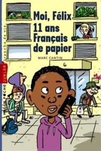 moi felix, 11 ans, français de papiers