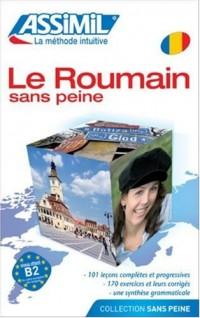 Le Roumain sans peine ; Livre