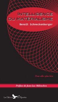 Intelligence du matérialisme préface de Jean-Luc Melenchon