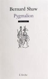 Pygmalion [Poche]