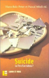 Suicide : La fin d'un tabou ?