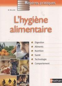 L'hygiène alimentaire