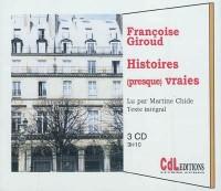 Histoires Presque Vraies /3 CD