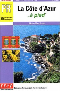 La Côte d'Azur à pied