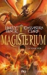 Magisterium - tome 05 : La Tour d'or [Poche]