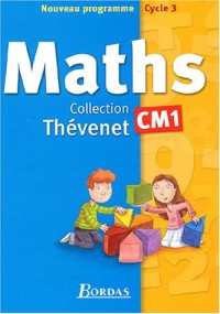 Manuel Thévenet 2004 : Mathématiques, CM1