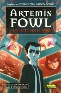 Artemis Fowl La Novela Grafica 2 / Artemis Fowl The Graphic Novel 2: Encuentro en el artico / The Arctic Incident