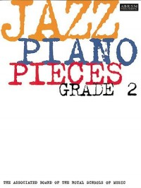 ABRSM Jazz Piano: Pieces Grade 2 - Partitions