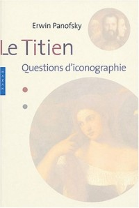 Le Titien : Question d'iconologie