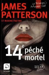 14e péché mortel : le women's murder club