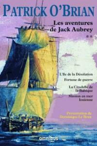 Les aventures de Jack Aubrey, Tome 2 :