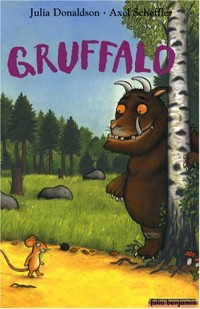 Gruffalo (1CD audio)