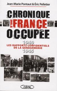 Chronique d'une France occupée