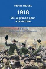 1918 : De la grande peur à la victoire [Poche]