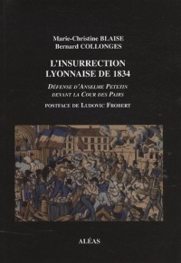 L'insurrection lyonnaise de 1834
