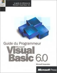 Visual Basic 6.0 - Guide du Programmeur - Ed. 1 - manuel utilisateur - français