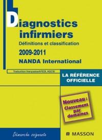 Diagnostics infirmiers 2009/2011