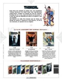 Pack découverte Thorgal 10 - 3 BD pour le prix de 2 : T28 édition spéciale + T29 + T30