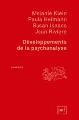 Développements de la psychanalyse [Poche]