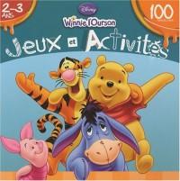 Winnie l'Ourson, Jeux et Activités : 2-3 ans
