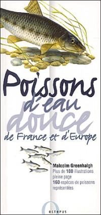 Poissons d'eau douce de France et d'Europe
