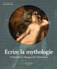 Ecrire la mythologie