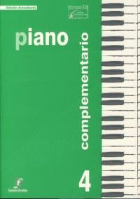 ENCLAVE - Piano Complementario 4º (Molina)