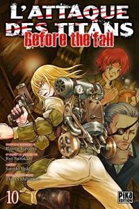 L'Attaque des Titans - Before the Fall T10