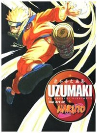 Uzumaki. The art of Naruto. Ediz. italiana
