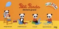 PETIT PANDA DEVIENT GRAND
