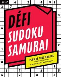 Defi Sudoku Samurai